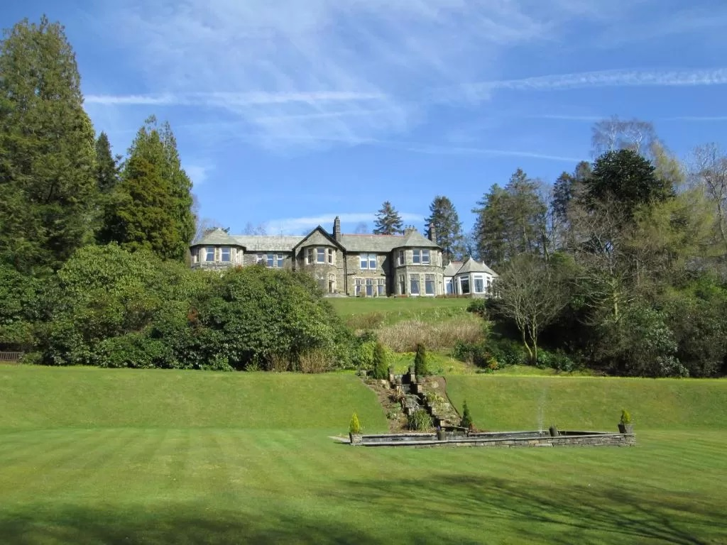 Merewood Country House Hotel, Windermere-Front View